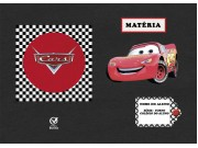 Caderno personalizado  - CARS McQUEEN