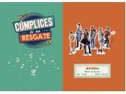 Caderno personalizado - CUMPLICES DE UM REGATE